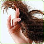 Остановить сечение волос