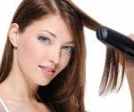 Как выбрать правильно утюжок для волос средней длины?